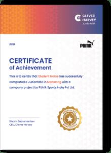 certificate-by-puma